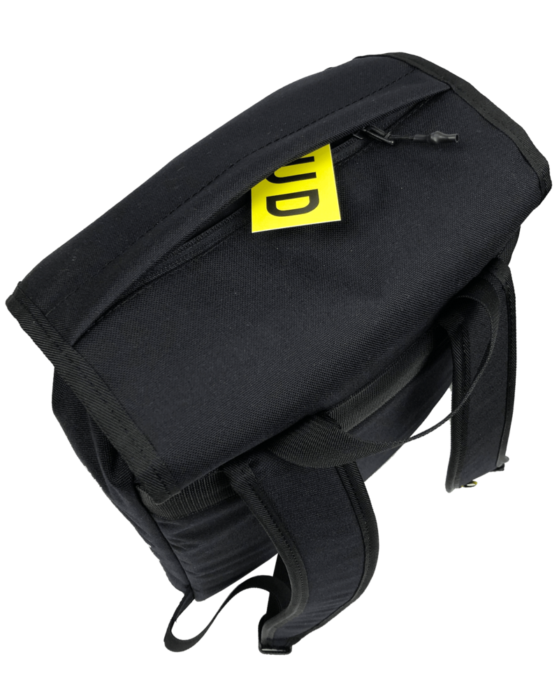 Optimized gud  lite  flap black  above