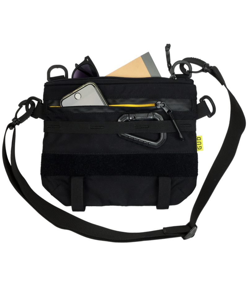 Optimized gud city gear bag  inside