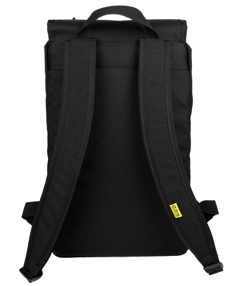Optimized gud  lite  flap black  back
